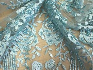 Ткани для новогодних нарядов. Ярмарка Мастеров - ручная работа, handmade.