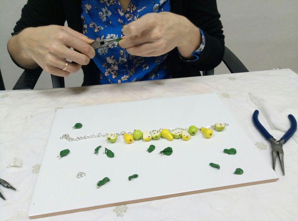 обучение полимерной глине