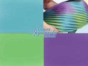 Как заказать новую цветовую гамму ленты.. Ярмарка Мастеров - ручная работа, handmade.