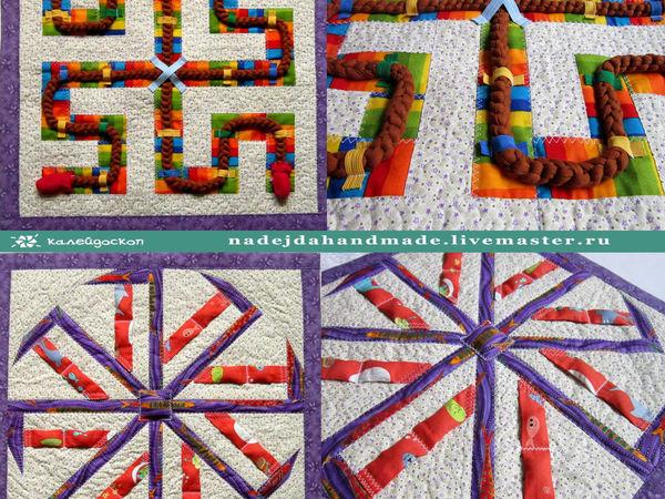 Славянские символы в массажном коврике | Ярмарка Мастеров - ручная работа, handmade