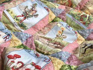 Как сшить одеяло для новорожденной принцессы? Часть 9. Ярмарка Мастеров - ручная работа, handmade.