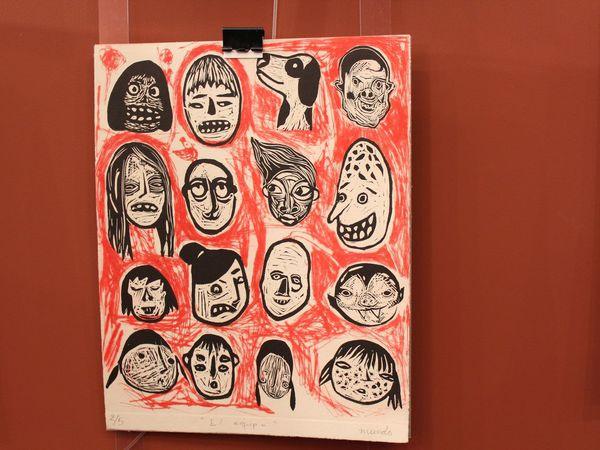 выставка графики   Ярмарка Мастеров - ручная работа, handmade