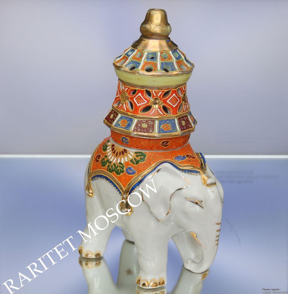 антикварный слон