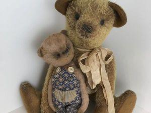 Два медведя по цене Одного. Ярмарка Мастеров - ручная работа, handmade.