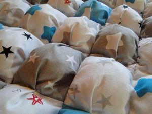 Одеяло бон-бон: сборка квадратами | Ярмарка Мастеров - ручная работа, handmade