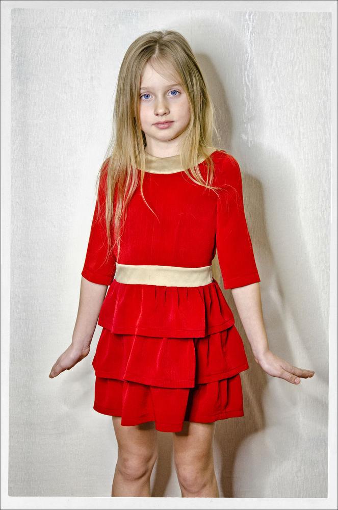 детская одежда, детское платье