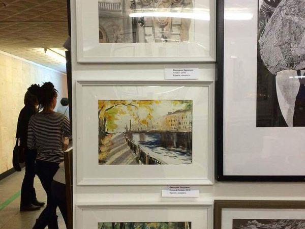 Участвую в выставке в Центральном Доме Художника | Ярмарка Мастеров - ручная работа, handmade