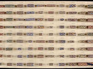 Старинные венецианские бусины, Sample Cards, часть 2. Ярмарка Мастеров - ручная работа, handmade.