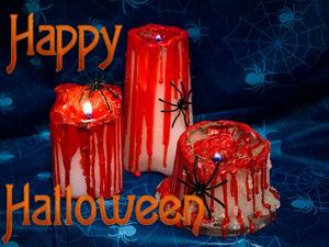 Создаем «Кошмарные свечи» на хэллоуин. Ярмарка Мастеров - ручная работа, handmade.