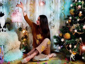 Новогодняя коллекция Star light, наряды создающие праздник. Ярмарка Мастеров - ручная работа, handmade.