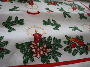 Новогодние новинки! Текстиль из Германии! Скидка 20%,30% или 40% на все! Выбирайте!. Ярмарка Мастеров - ручная работа, handmade.