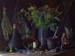 Сила растений в магии. Ярмарка Мастеров - ручная работа, handmade.