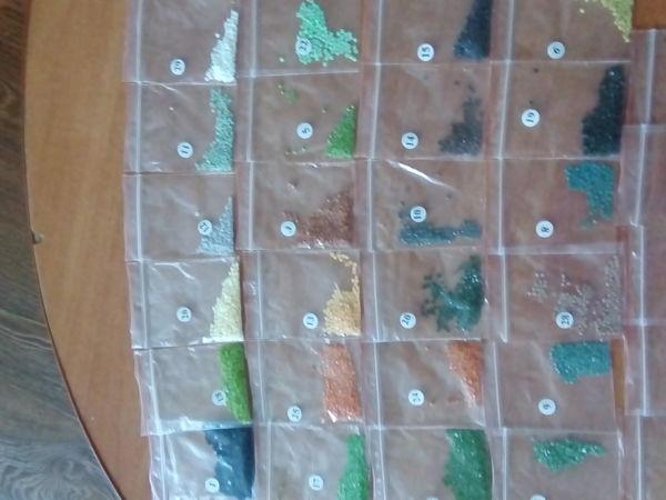 Остатки от алмазной мозаики   Ярмарка Мастеров - ручная работа, handmade