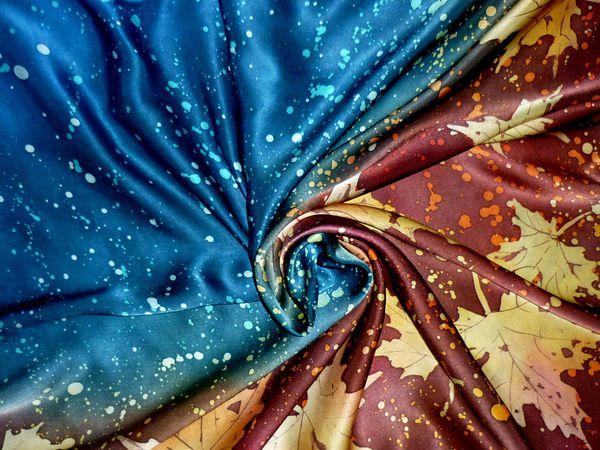 АНОНС! 22-23 августа батик-торги! Приглашаем всех желающих! | Ярмарка Мастеров - ручная работа, handmade