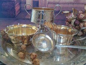 Винтажное украшение стола. доп.фото   Ярмарка Мастеров - ручная работа, handmade