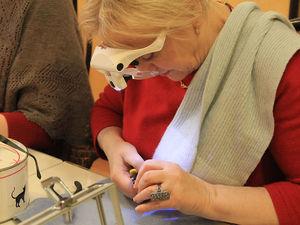 Творим и учимся вместе. Фотоотчет о мастер-классе.. Ярмарка Мастеров - ручная работа, handmade.