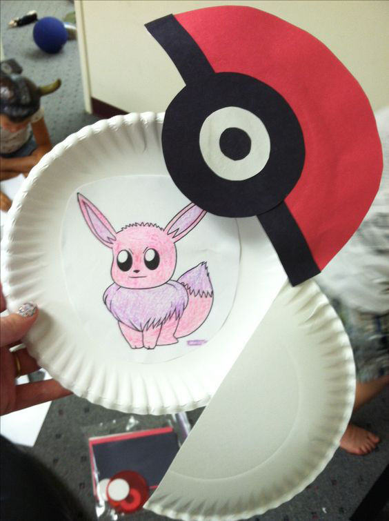 All on a Plate: 50 Cool Ideas for Kids Craft | Журнал