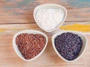 Мука риса — белого , красного , черного. Ярмарка Мастеров - ручная работа, handmade.