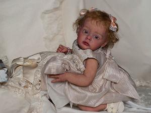 Кукла реборн Chloe | Ярмарка Мастеров - ручная работа, handmade
