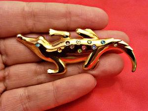 Крокодил как символ. Да да да и даже он!!! | Ярмарка Мастеров - ручная работа, handmade
