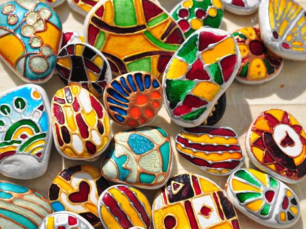 Камешки-подарки | Ярмарка Мастеров - ручная работа, handmade