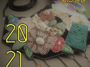 Мега SALE! только 2 дня - 20% | Ярмарка Мастеров - ручная работа, handmade