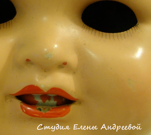 реставрация куклы