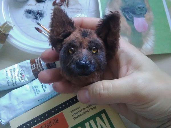 Как я съела собаку на собаках. ))   Ярмарка Мастеров - ручная работа, handmade