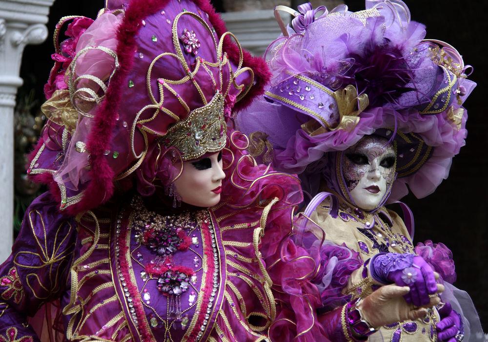 Венецианский карнавал картинки