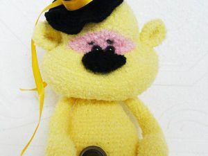 Скидка 10% к 8 марта на мишек. | Ярмарка Мастеров - ручная работа, handmade