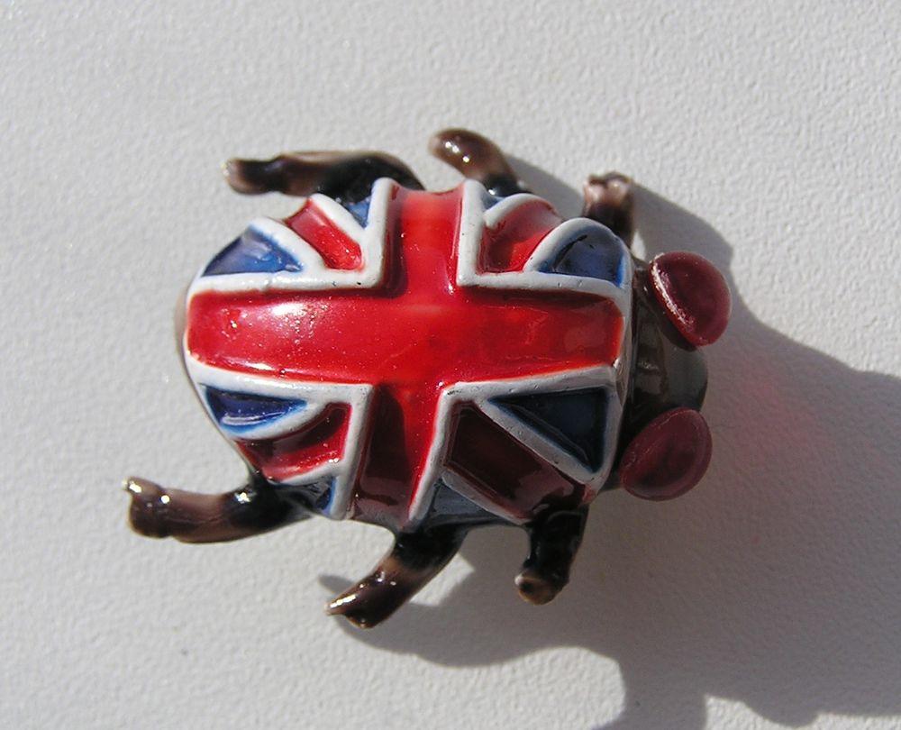 винтаж, британский флаг