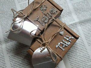 Фирменная упаковка в стиле Лофт. Ярмарка Мастеров - ручная работа, handmade.