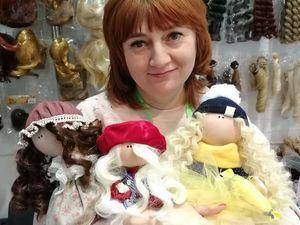 Как создаются наборы Pugovka Doll. Ярмарка Мастеров - ручная работа, handmade.