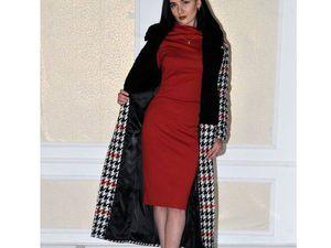 Скидки на пальто. | Ярмарка Мастеров - ручная работа, handmade
