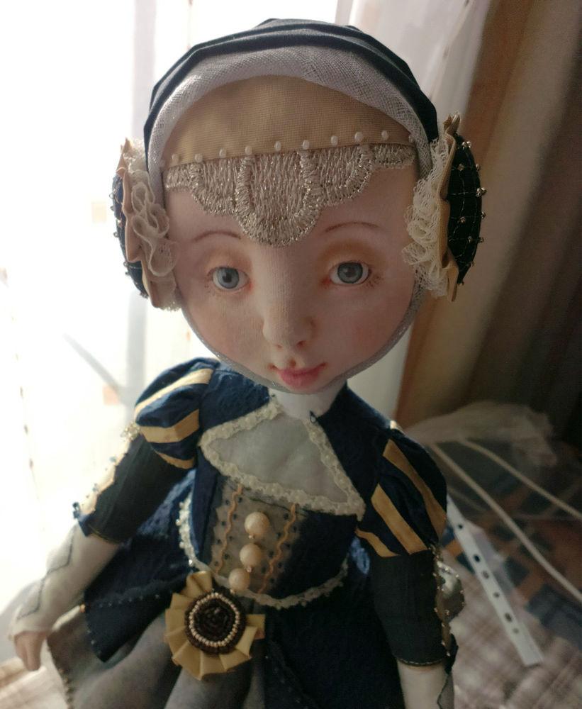 работа магазина, новая кукла, рабочий процесс