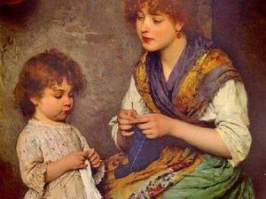 Как женщины отвоевали право на вязание. Ярмарка Мастеров - ручная работа, handmade.