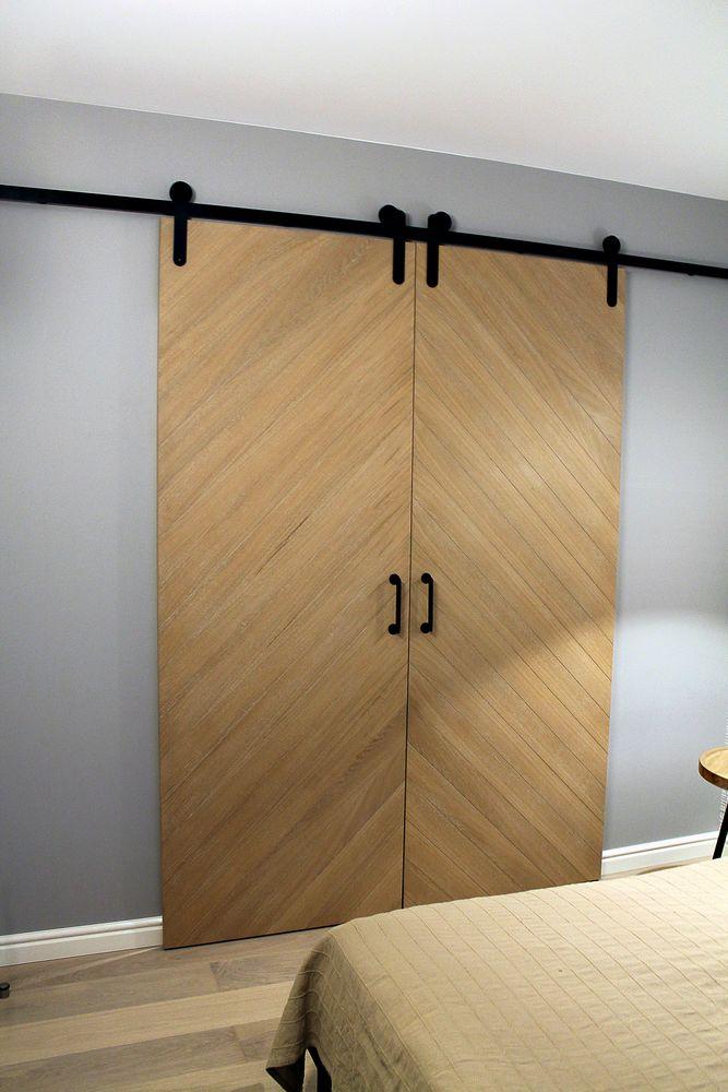 амбарные двери, дверь