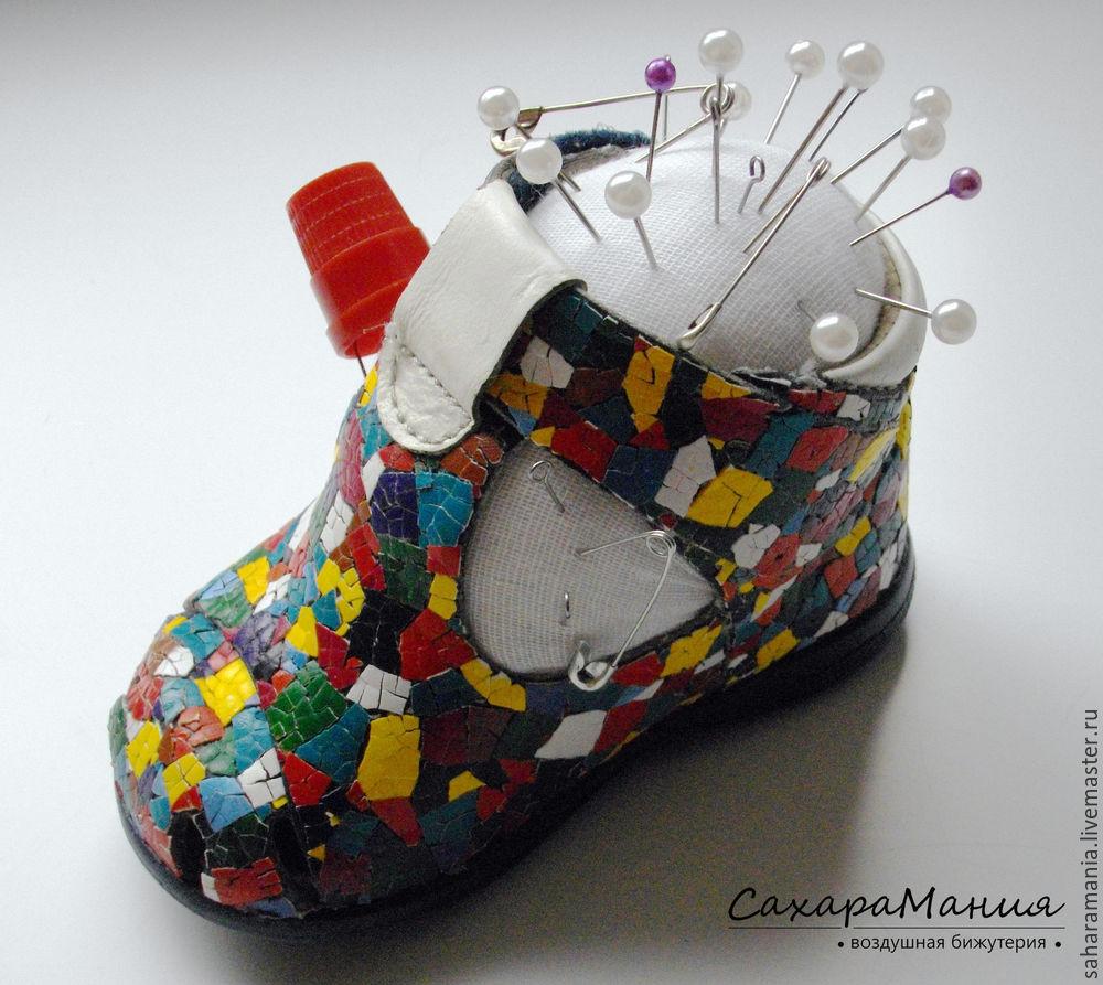 игольница ботинок