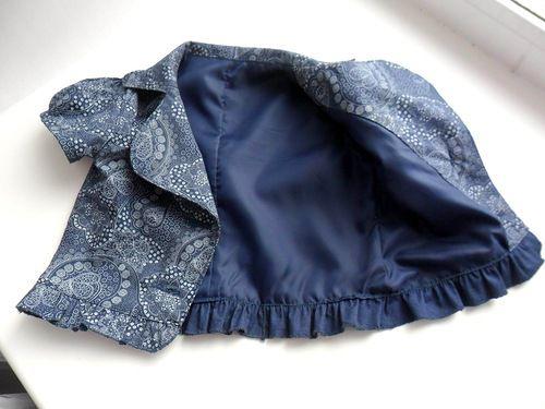 Платье и жакетик, фото № 12