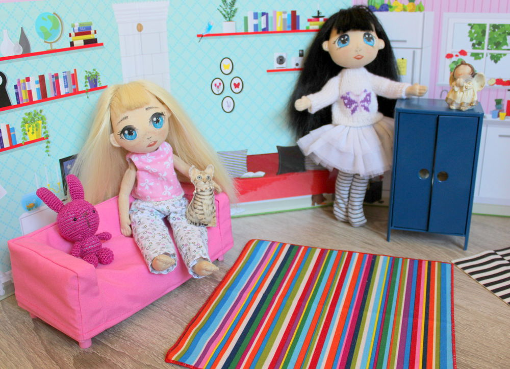 Наши куклы. Коллекция часть 2., фото № 6