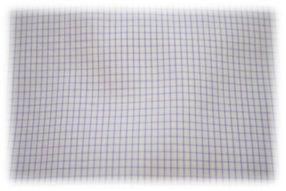 ткань тильда мишка в клетку фиолетовый