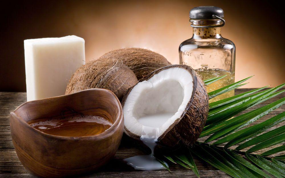 добавки в мыло, масло для тела, масла макадамии, масло кокоса