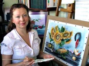 Реалистичные картины Валентины Валевской. Ярмарка Мастеров - ручная работа, handmade.