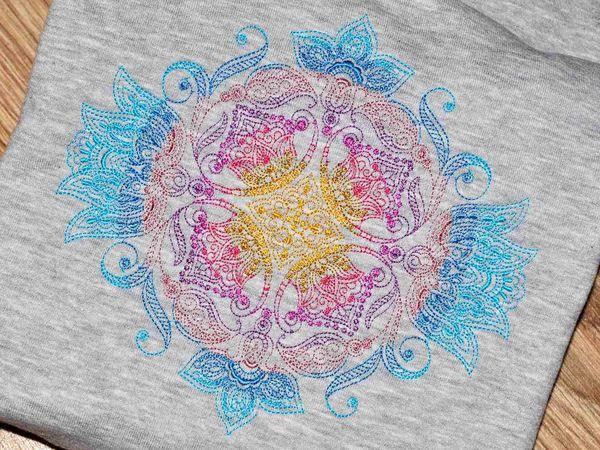 Почему машинная вышивка? | Ярмарка Мастеров - ручная работа, handmade