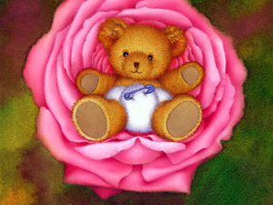 Английский художник-иллюстратор Carol Lawson — страна «Медведия». Ярмарка Мастеров - ручная работа, handmade.