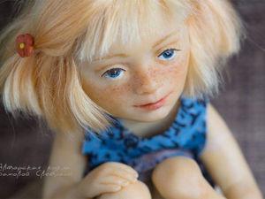 Куклы персонажи Баховой Светланы. Ярмарка Мастеров - ручная работа, handmade.