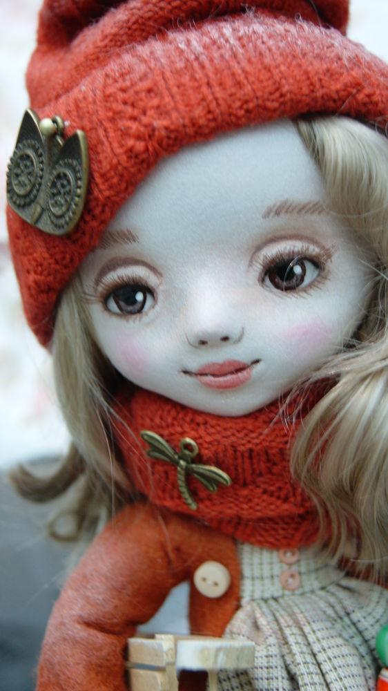 Выставка «Искусство куклы» в Гостином дворе, фото № 2