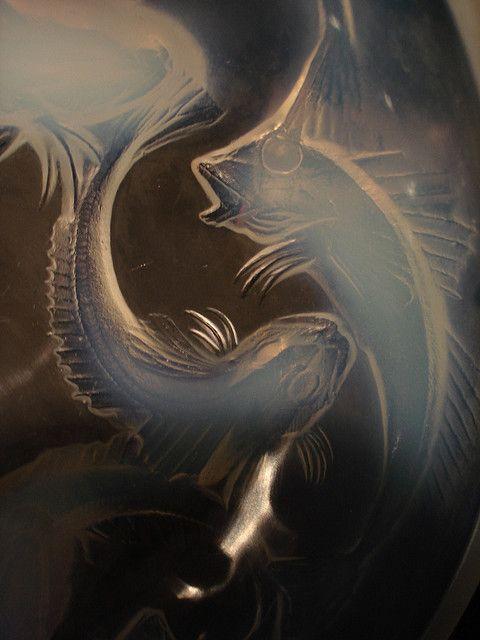 lalique art glass: