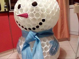 Снеговик в детский сад!   Ярмарка Мастеров - ручная работа, handmade