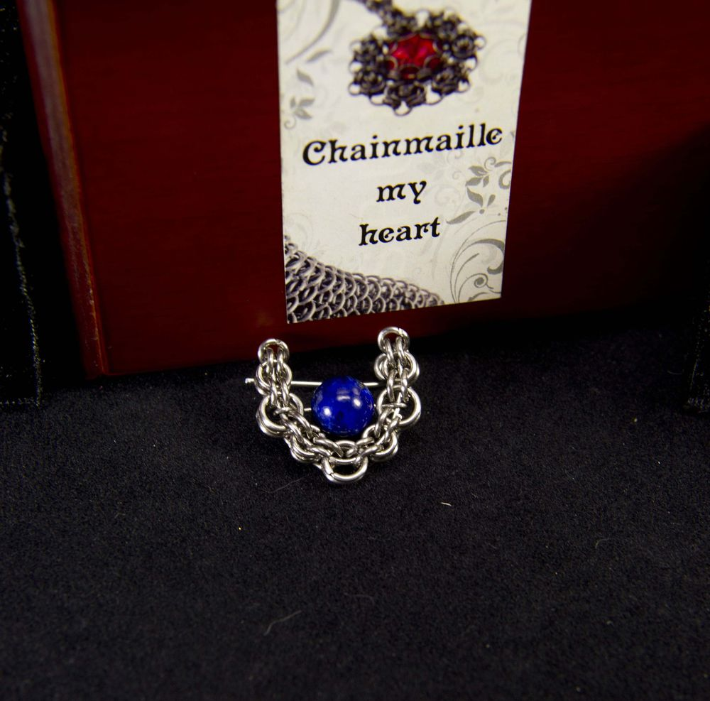 москва, chainmaille my heart